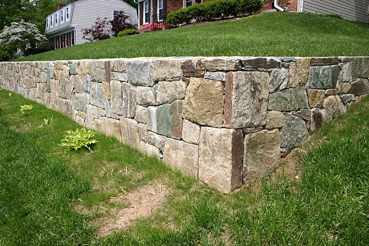 Retaining Walls Spencerville Bethesda Columbia Laurel Md