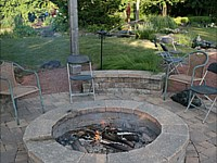 Outdoor Fireplaces & Firepits